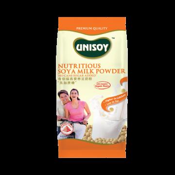 Bundle of 3 UNISOY Nutritious Soya Milk Powder