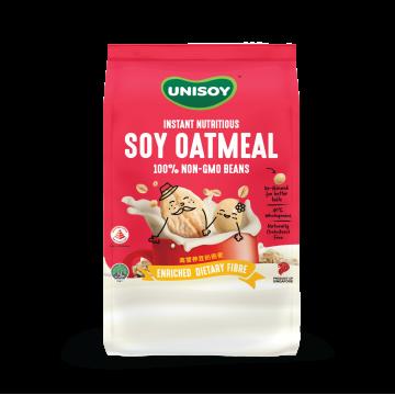UNISOY Nutritious Soya Oatmeal Carton